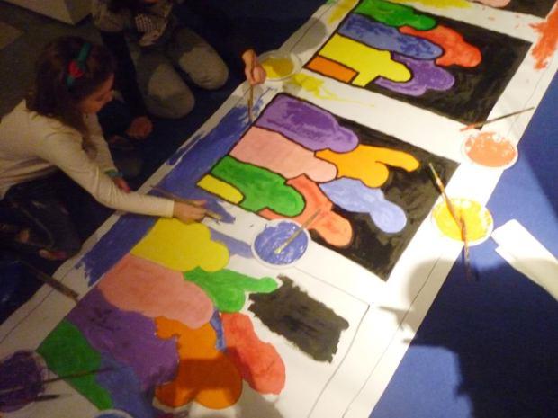 azione pittura collettiva festa via cavour 30 novembre (3)